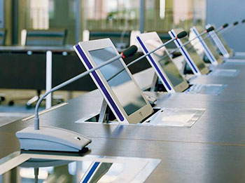 Оборудование для конференц-залов